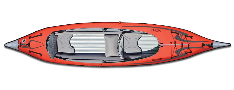 AdvancedFrame Convertible Kayak
