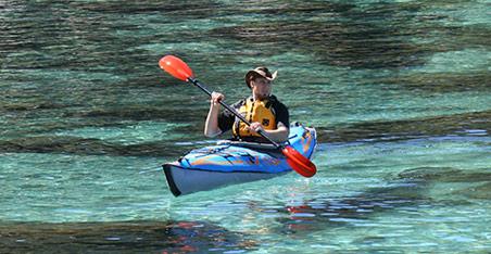 Sit-in Kayak