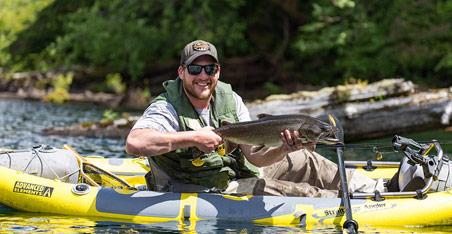 Angling Kayak
