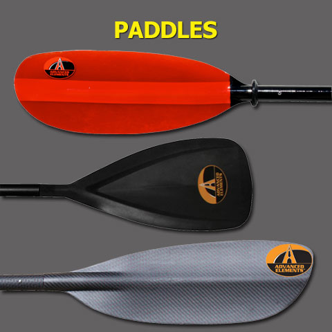 Kayak and SUP Paddles