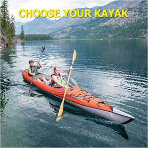 kayak advanced elements