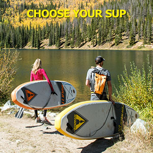 Inflatable SUP - Stand Up Paddle Board