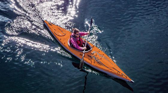 Airfusion Evo Kayak Ae1042 O Advanced Elements