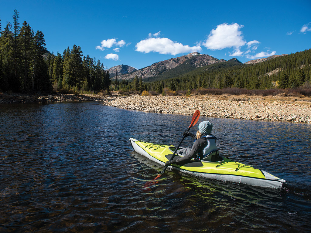 Advancedframe 174 Ultralite Kayak Ae3022 G Advanced Elements