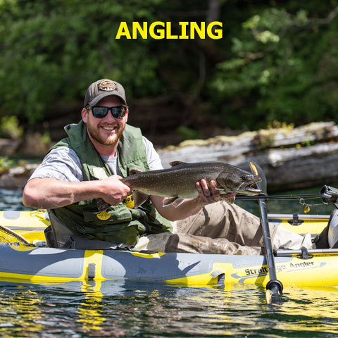 Angler Inflatable Kayaks