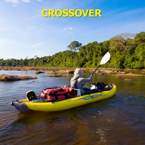 Crossover Inflatable Kayaks