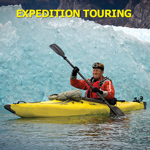 Expedition Inflatable Kayakss