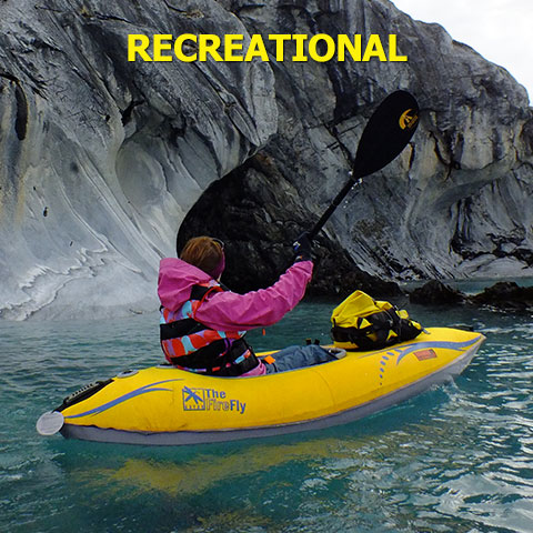 Recreational Inflatable Kayaks