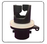 Drop-stitch valve adaptor