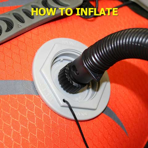 How to Inflate Icon