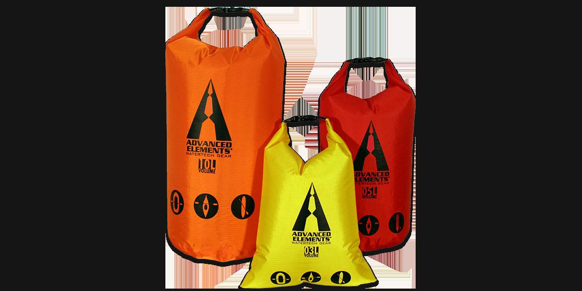 PACKLITE™ ROLL TOP DRY BAG SET AE3506