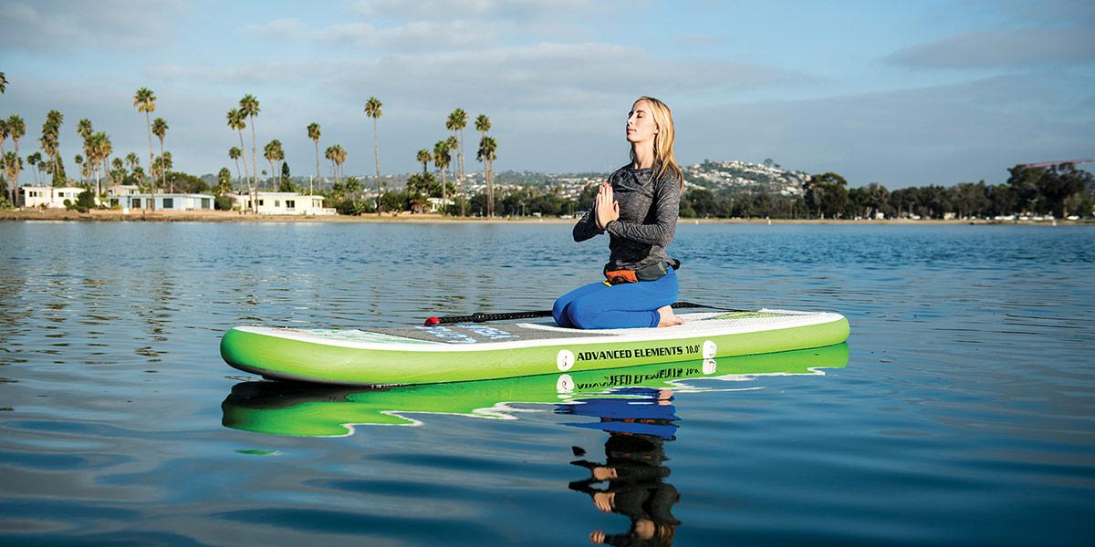 Inflatable Kayak LOTUS YSUP™: AE1062