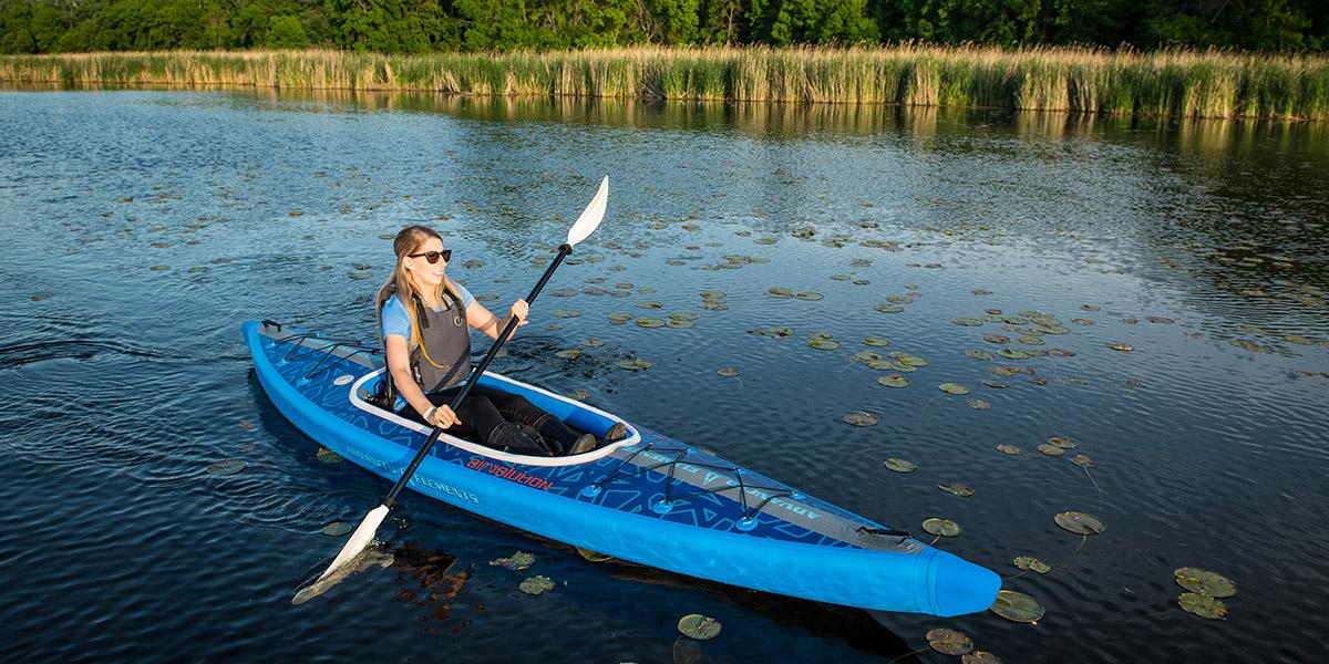 Airvolution™ Drop-stitch Kayaks: AE3029